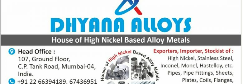 Dhyana Alloys