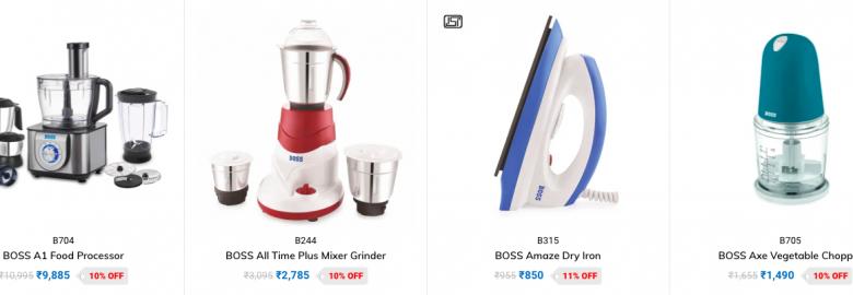 Boss Appliances LLP.