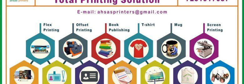 Ahsas Printers
